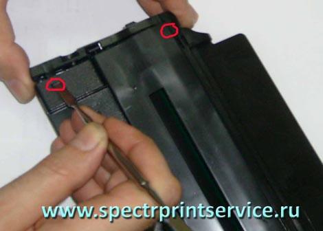 Инструкция по заправке xerox 3140