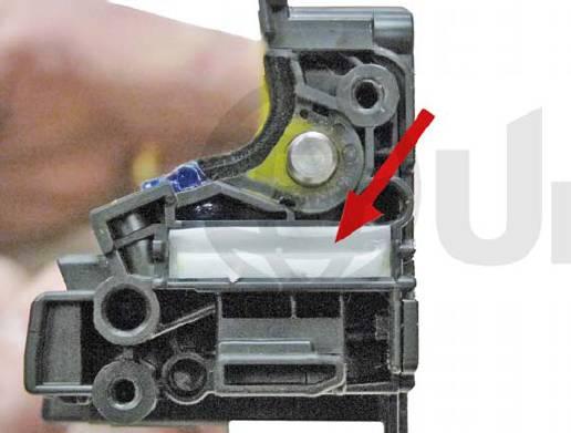 Инструкция по заправке картриджа HP Color LaserJet Pro CP1025