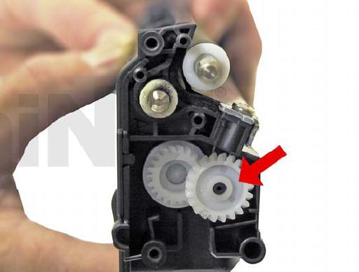 Инструкция по заправке картриджа Hp 305A CE412A - Как заправить картридж Hp 305A CE412AP 305A CE410A