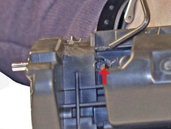 Инструкция по заправке картриджа Hp LaserJet 1200 - Как заправить картридж Hp LaserJet 1200 №5