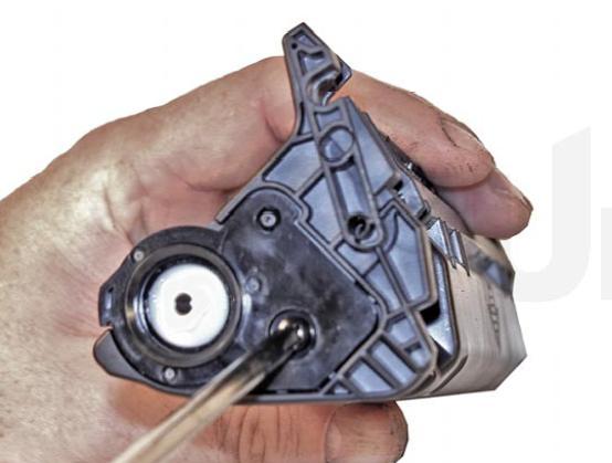 Инструкция по заправке картриджа Hp LaserJet 1200 - Как заправить картридж Hp LaserJet 1200 №6