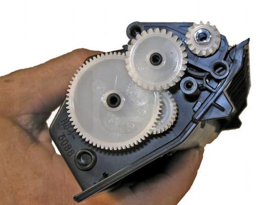 Инструкция по заправке картриджа Hp LaserJet 1200 - Как заправить картридж Hp LaserJet 1200 №12