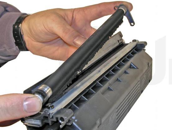 Инструкция по заправке картриджа Hp LaserJet 1200 - Как заправить картридж Hp LaserJet 1200 №15