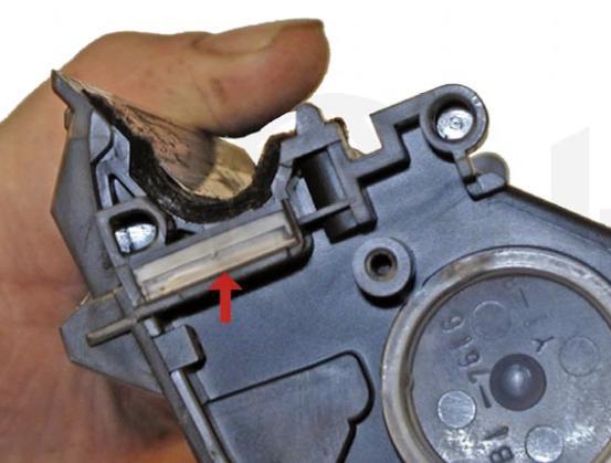 Инструкция по заправке картриджа Hp LaserJet 1200 - Как заправить картридж Hp LaserJet 1200 №23