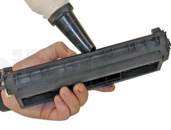Инструкция по заправке картриджа Hp LaserJet 1200 - Как заправить картридж Hp LaserJet 1200 №24