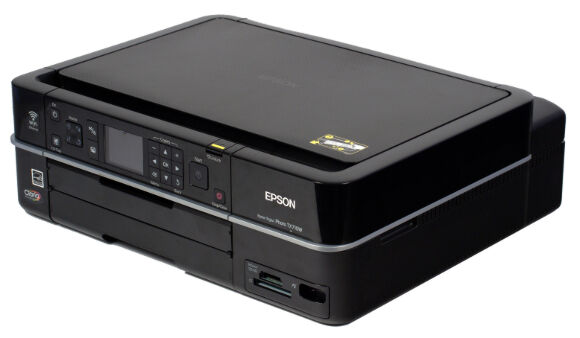 Epson Stylus Photo TX710W — домашний фотолаб