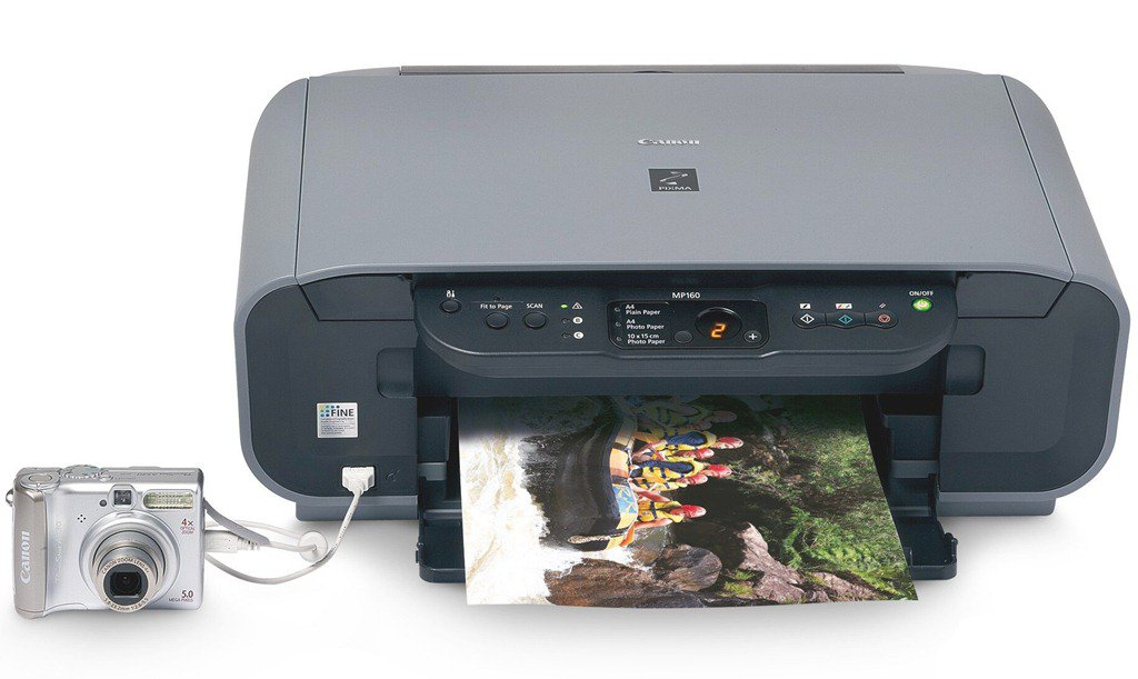 Инструкция принтер canon mp 160