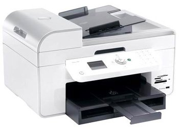 Dell Photo AIO Printer 964: компактен, недорог, функционален